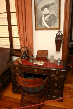 Captain Hope's Desk