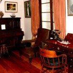 Captain Hope's Study