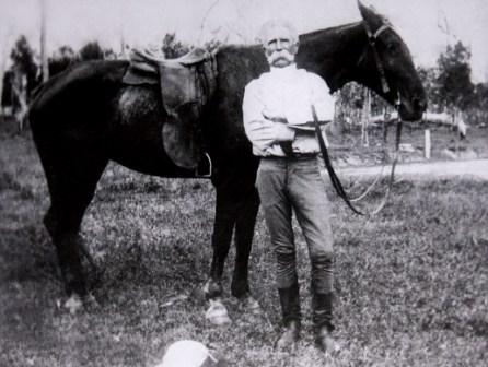 J A Macartney & Horse