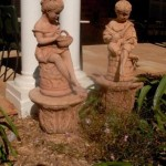 North Garden Statuary