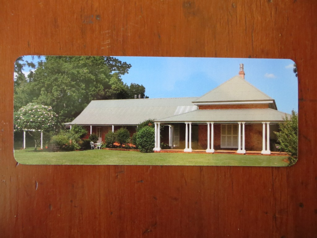 Ormiston House bookmarks. $1.50 each.