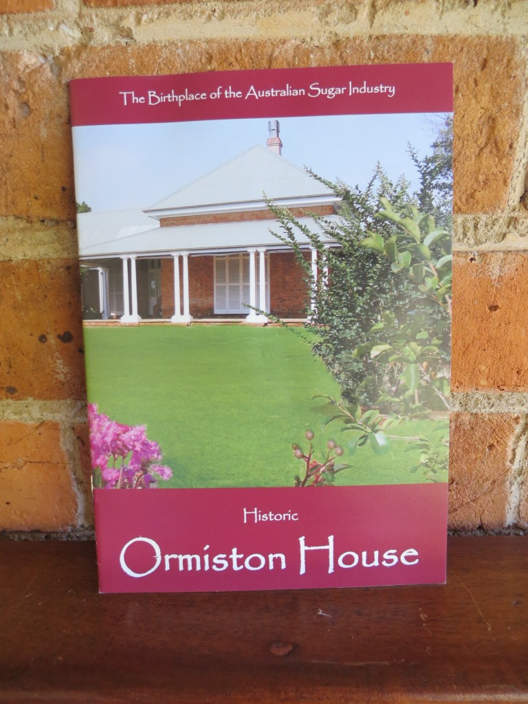 Ormiston House souvenir book. $5 each