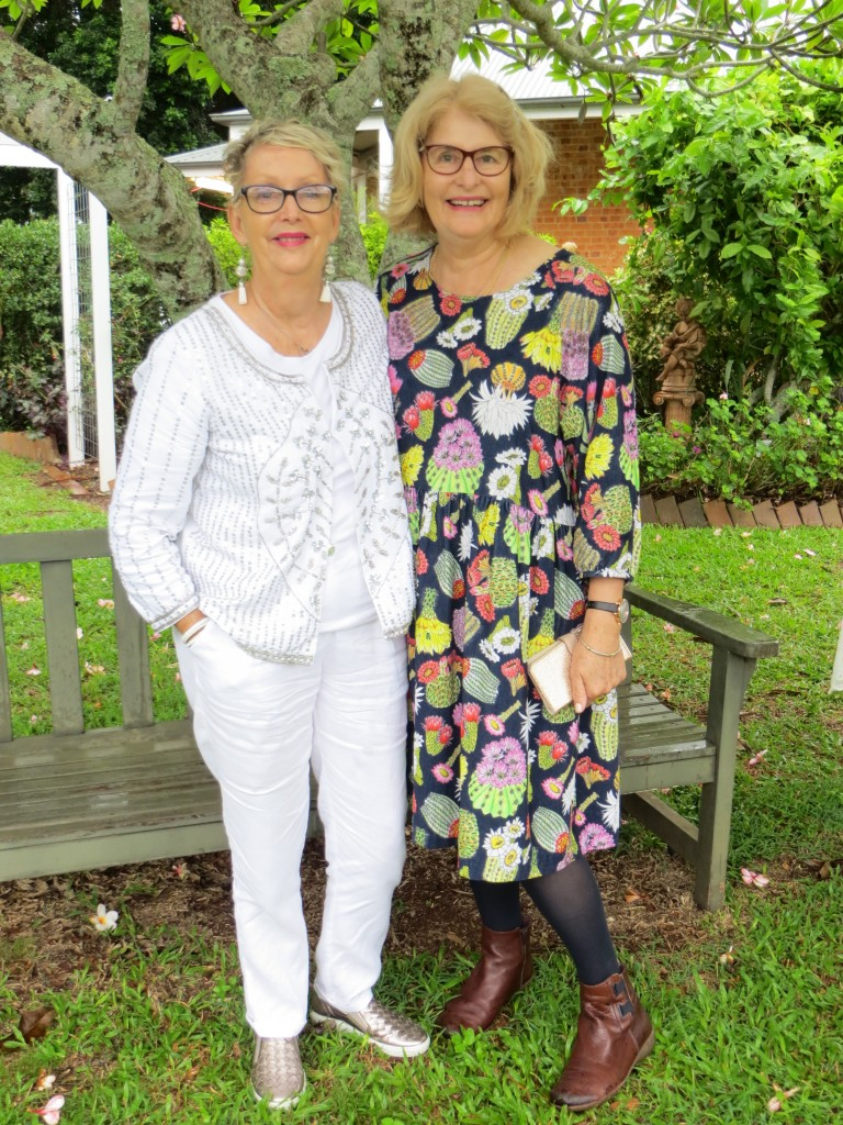Gail Webb and Barb Kincher