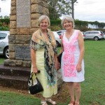 Linda McGann and Christine Thompson