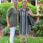 Pam Schmidt and Sue Wilson