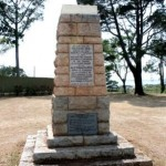 Commemorative Cairn